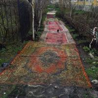 Ce n'est pas le tapis rouge mais il y a de l'ideée
