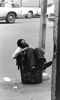 Sheldon Nadelman, photographe afro-américain