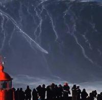 surfeur de l'extrême