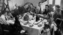 Paris, 1947 : repas de famille