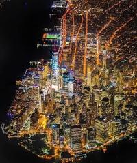 Manhattan la nuit