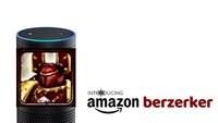 Amazon Echo - Khorne Edition