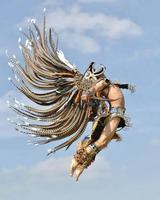 Guerrier aztèque