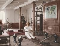La salle de gymnastique dernier cri du Titanic