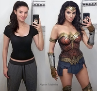 Alyson Tabbitha : Wonder Woman
