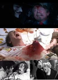 Les dernières photo de John Hurt avant qu'il ne meurt...