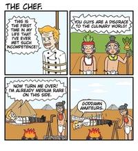 Aztèque à point