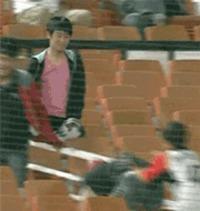 Tu veux la balle?