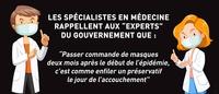 Les spécialistes en médecine