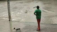 L'arme ultime contre les crocodiles : la TATANE