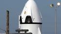 Gros dégâts sur la capsule de Space X Crew Dragon