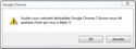 Désinstaller Chrome ?
