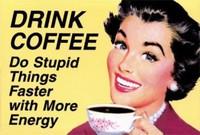 Buvez du café !