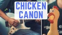 Chicken Canon Rock