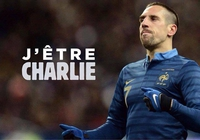 Ribéry est Charlie