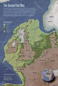 Il y a à peine 7 000 ans, on pouvait aller à Londres, voire à Dublin à pied sec