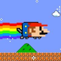 Nyan Mario