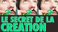 Le secret de la création artistique