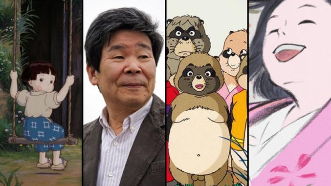Isao Takahata Nous a quitté a l'âge de 82 ans , merci pour ces larmes .