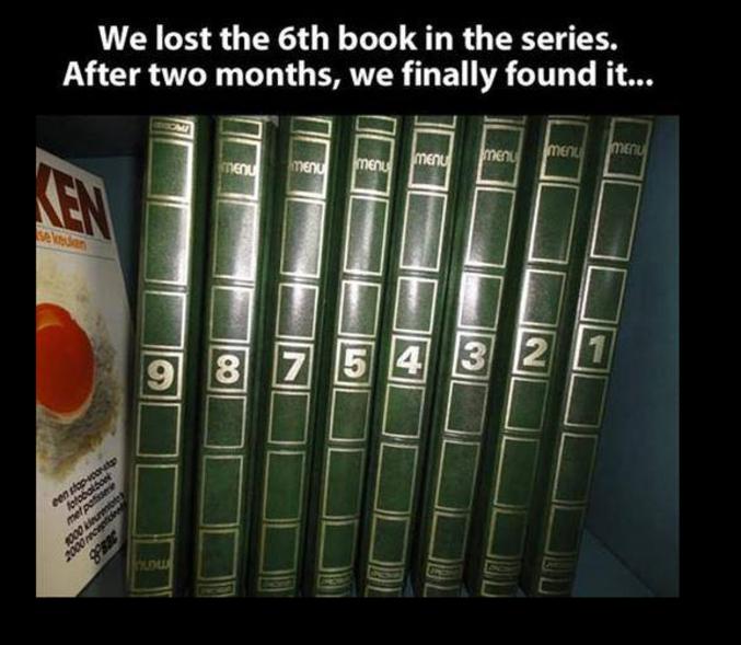 Grâce à la sagacité des libraires les plus affûtés, le mystère est enfin résolu !