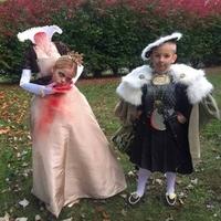 Henri VIII et Anne Boleyn