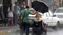 Parapluie pour paraplégie
