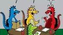 Les dragons aussi ont droit aux jeux de rôles