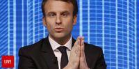 Macron, un mec louche ?
