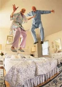 Kan Papy et Mamy s'envoient en l'air pour la fête des grands-pères