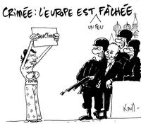Les sanctions européennes