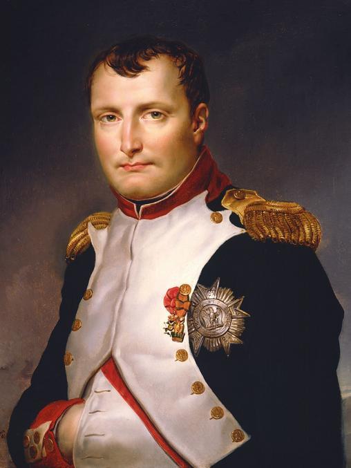 Il y a 300 ans. Napoléon est mort à l'âge de 51 ans, le 5 mai 1821, sur l'île Sainte-Hélène.