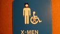 Toilettes X-men