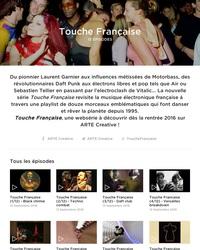 web serie sur l'electro française