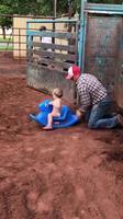Mon premier rodeo
