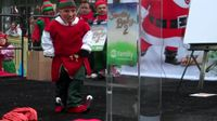 La danse de l'elfe