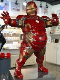 Mon Dieu ! Ironman est vraiment un amerloc