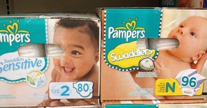 Pour les bébés borgnes et pour le chalet.