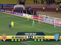 Le commentateur du SC Bastia devient fou pendant les tirs au but contre Monaco