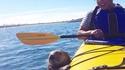 Un rencontre sur l'eau