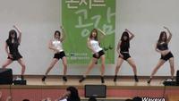 Spectacle de K-Pop dans un lycée