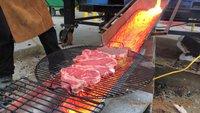 Bien cuite la viande