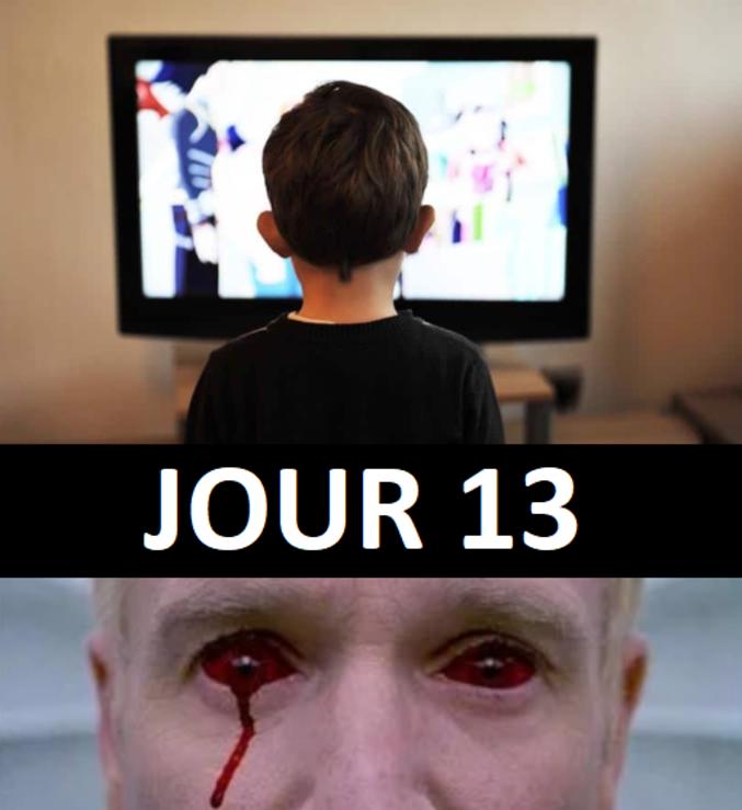 J'ai pas trouvé de photo d'enfant qui saigne des yeux sur google... dommage... :)