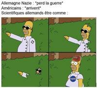 Les scientifiques allemands