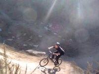 Descente en vélo