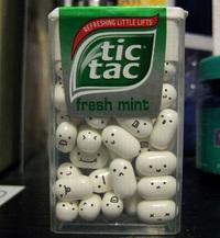 Boîte de Tic Tac