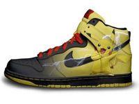 Chaussure Pikachu