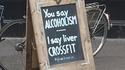 Ne pas confondre alcoolisme et entraînement intensif