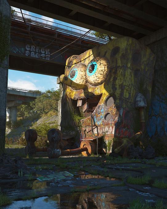 De nouvelles œuvres de Filip Hodas