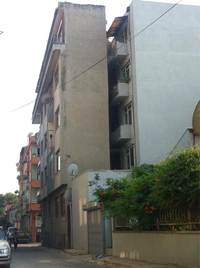 Nouvelle façade