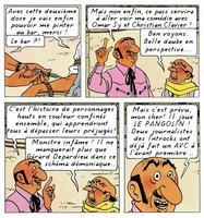 Vol 714 pour la comédie française